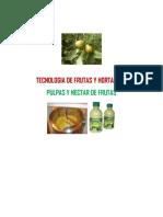 Practica de Pulpas y Nectar
