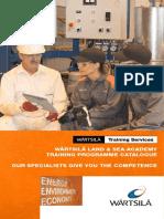 Training Programme Catalogue
