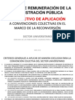 Universitario - Instructivo Exclusivo Convencion Colectiva - Abril 2019
