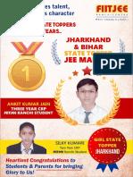 Fiitjee Ranchi Results