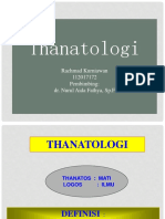 Thanatologimnhg