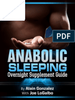 Anabolic+Sleeping+Supplement+Guide