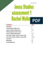 1172389148 2006 Business Studies Assessment Task