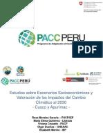 PACC Est Socioeconomicos Rosa Morales