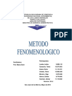 FENOMENOLOGIA completosssssss