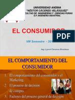 Unidad II - Consumidor