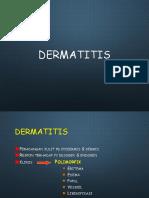 Dermatitis Mela