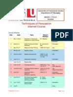 2. Schedule (1)