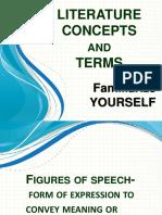 Literature Concepts