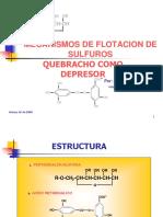Flot Sulfuros Quebracho 2