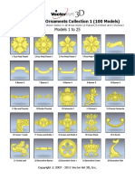Catalog flourish 3d