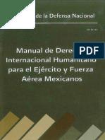 Manual de Derecho Internacional Humanitario Para El Ejto. y f.a.