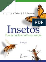 Insetos - Fundamentos Da Entomologia - P.J. Gullan