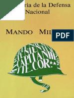 Mando Militar
