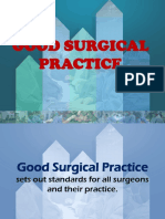 Good Surgical Practice Ppt