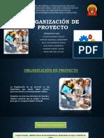 Organización de Proyecto -SAMANTHA