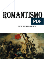 Romantismo Slide