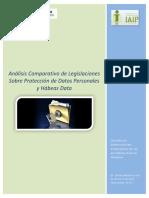 Analisis Comparativo Legislaciones Prote