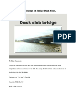 Submission 3 Bridge Deck Solution2019