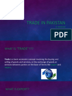 Trade in Pakistan