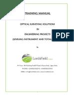 Training Manual Latest
