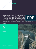Hydropower (Large Hydro, Small Hydro and Pumped Storage)