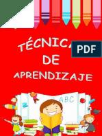 Tecnicas de Aprendizaje Official