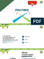 05 Etika Publik Ppt 2019