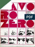 Lavoro Zero, n.01, Luglio 75