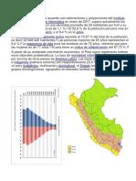 La Población Del Peru