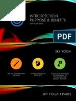 Introspection Benefits Purpose