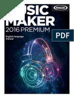 Manual Musicmaker2016premium En