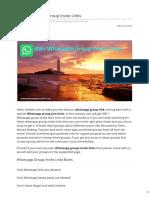 Whatsappgrouplinks.org-500 Whatsapp Group Invite Links