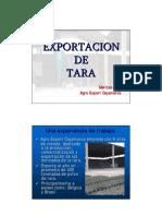 Pymex Tara Exportacion Cajamarca