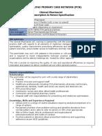 Clinical Pharmacist j Desc p Spec v2
