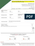 RedBus Ticket TN7A83014740