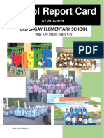 School Report Card MIDYEAR 2019-20120