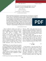 Belisle Et Al-2019-Journal of Applied Behavior Analysis