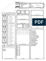 CP2020 Sheet