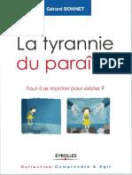 La Tyrannie Du Paraitre Faut-il - Bonnet, Gerard..WAWACITY.ec..