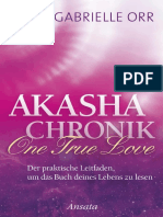 Akasha-Chronik. One True Love_ - Gabrielle Orr