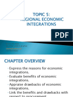 Topic 5-Regional_Economic Integration