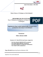 Ingenierie d'une unite industr - SABRI Ghizlane_1978.pdf