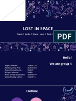 Group 5 Lost in Space_suki