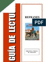 Bibliografía refranes