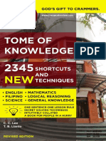 Tome of Knowledge Buyer's Sample Copy