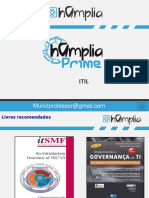 Hamplia - ITIL - Sem Gabarito