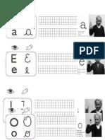 cuatro formas de las letras.doc