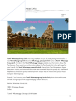 Whatsappgrouplink.org-Tamil Whatsapp Group Links