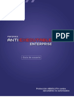Faronics Anti-executable Enterprise Manual Español